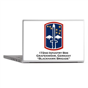172nd Blackhawk Bde Laptop Skins