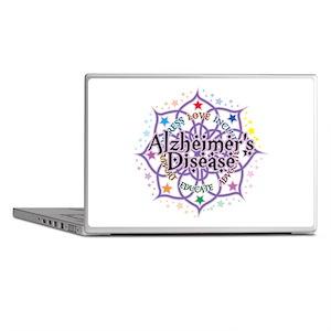 Alzheimers Lotus Laptop Skins