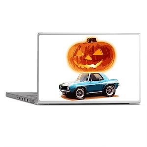 BabyAmericanMuscleCar_60Kmaro_Halloween03_Blue Lap