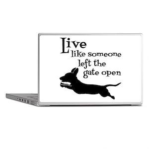 OPEN GATE! Laptop Skins