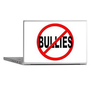 Anti / No Bullies Laptop Skins