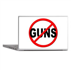 Anti / No Guns Laptop Skins