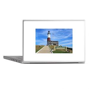 Montauk Lighthouse Laptop Skins