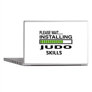 Please wait, Installing Judo Skills Laptop Skins