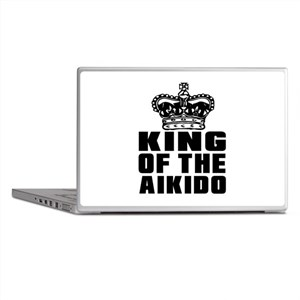 King Of The Aikido Laptop Skins