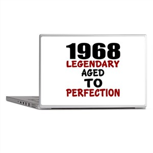1968 Legendary Aged To Perfection Laptop Skins