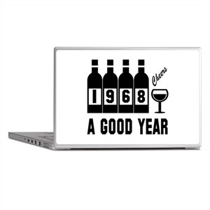 1968 A Good Year, Cheers Laptop Skins