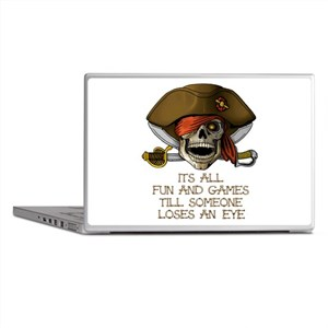 Its All Fun & Games Laptop Skins