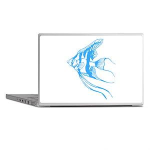 Angelfish Tropical Fish. Laptop Skins