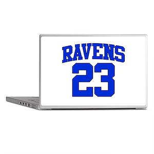 Ravens 23 Laptop Skins