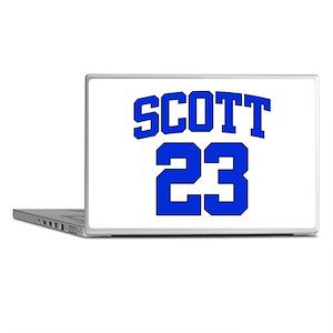 Scott 23 Laptop Skins