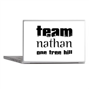 Team Nathan - One Tree Hill Laptop Skins
