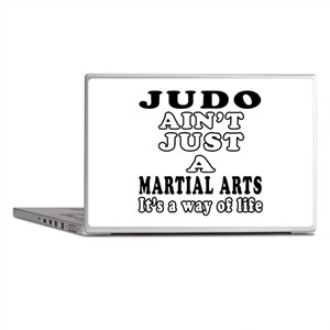 Judo Martial Arts Designs Laptop Skins