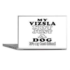 Vizsla not just a dog Laptop Skins
