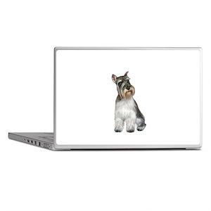Schnauzer (11C) Laptop Skins