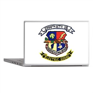 6994TH SECURITY SQUADRON Laptop Skins