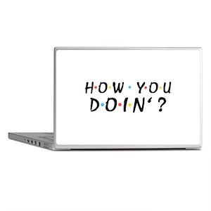 'How You Doin'?' Laptop Skins