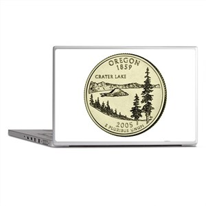 Oregon Quarter 2005 Basic Laptop Skins