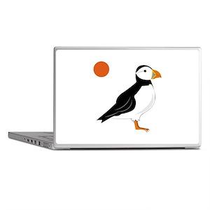 Puffin Bird Laptop Skins