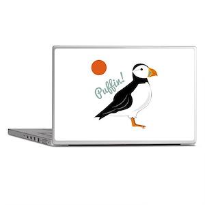 Puffin! Bird Laptop Skins