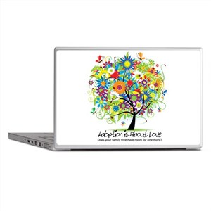 2-FAMILY TREE ONE MORE Laptop Skins