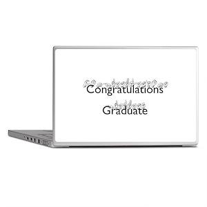 Congratulations Graduate Laptop Skins