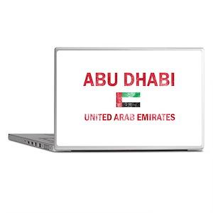 Abu Dhabi United Arab Emirates Designs Laptop Skin