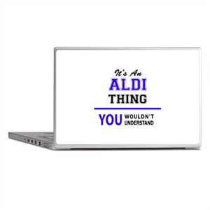 ALDI thing, you wouldn't understand! Laptop Skins