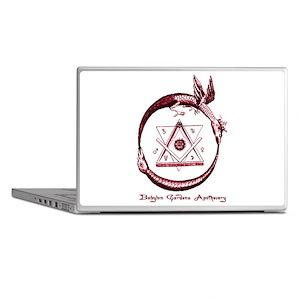 Alchemical Ouroboros Laptop Skins