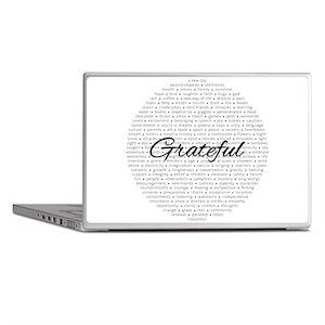 Grateful For... Laptop Skins