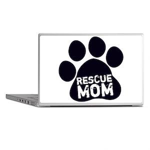 Rescue Mom Laptop Skins