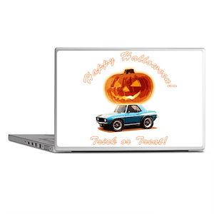 BabyAmericanMuscleCar_60Kmaro_Halloween_Blue Lapto