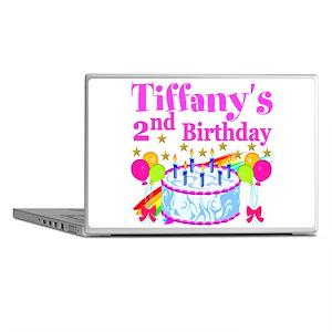 2ND BIRTHDAY Laptop Skins
