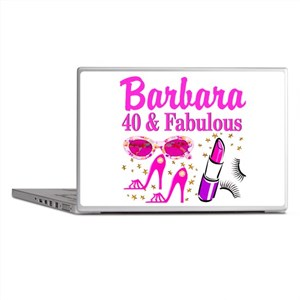 40TH PARTY GIRL Laptop Skins