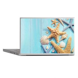 Seashells Laptop Skins