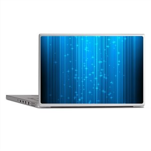 Magical Stars Laptop Skins