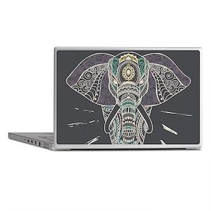 Indian Elephant Laptop Skins