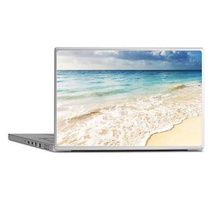 Beautiful Beach Laptop Skins