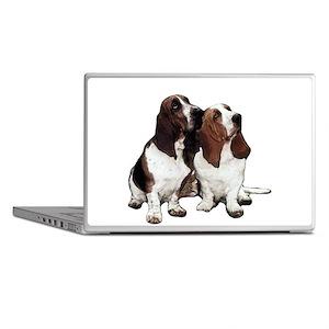 Basset Hounds Laptop Skins
