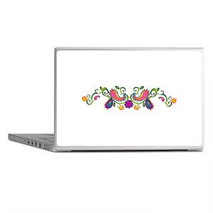 Pretty Paisley Laptop Skins