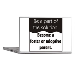 Foster Care and Adoption Laptop Skins