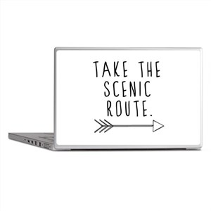 Scenic Route Laptop Skins