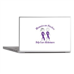 Memories are Priceless Help Cure Alzheimers Laptop