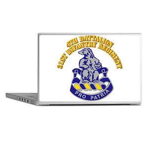 4th Battalion - 31st Infantry Regiment With Text L