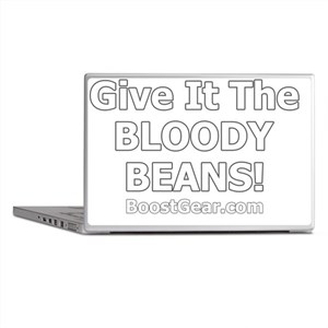 Give it the beans 2 Laptop Skins
