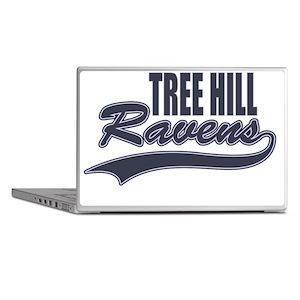 tree hill ravens Laptop Skins