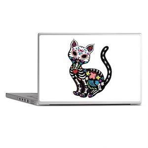 Dia de los Gatos Laptop Skins