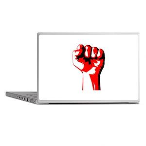 Power Fist Laptop Skins