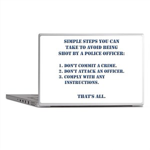 Simple Steps Laptop Skins
