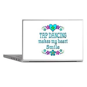 Tap Dancing Smiles Laptop Skins